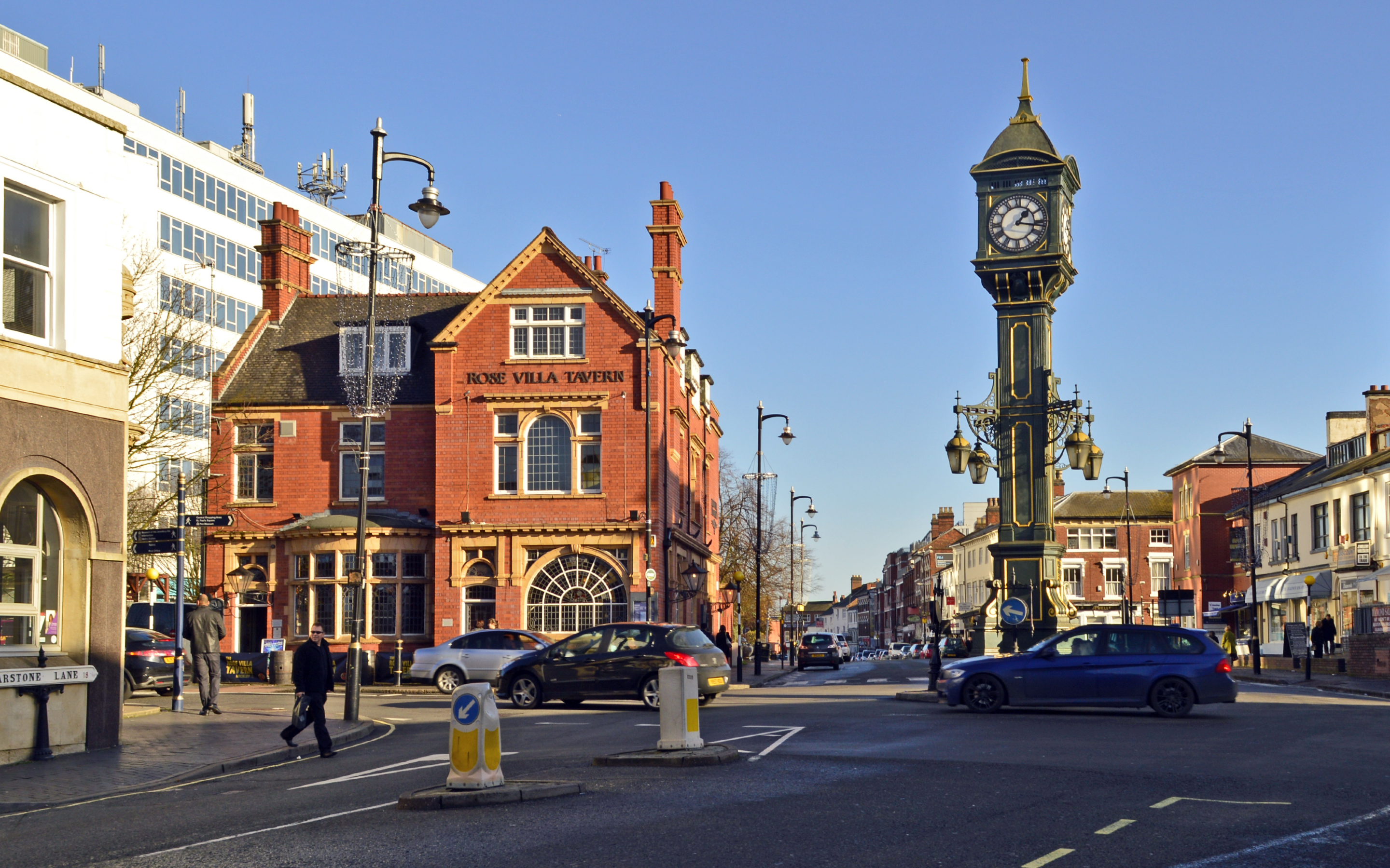 Jewellery Quarter, Birmingham UK